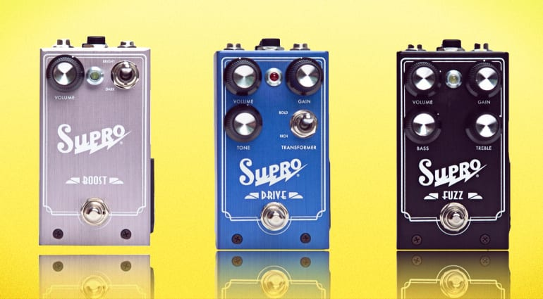 Supro Drive Deal
