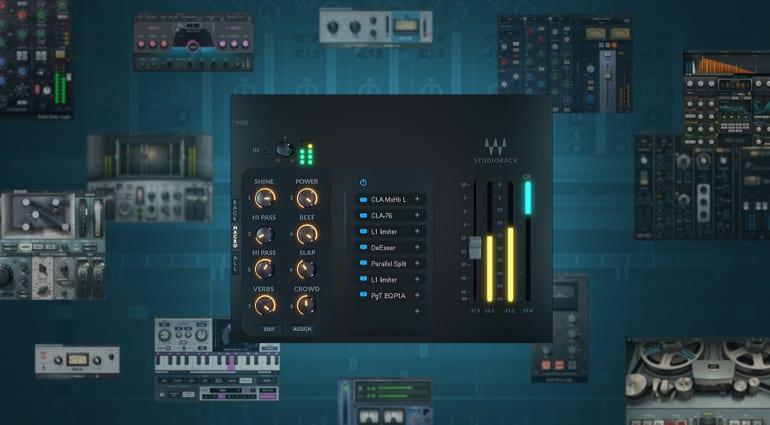 Waves StudioRack