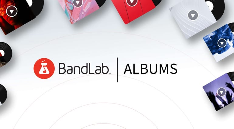BandLab Albums