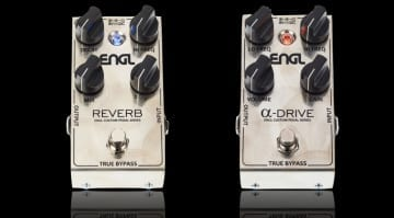 DEAL- ENGL Custom Alpha Drive & Custom Reverb over 50% off