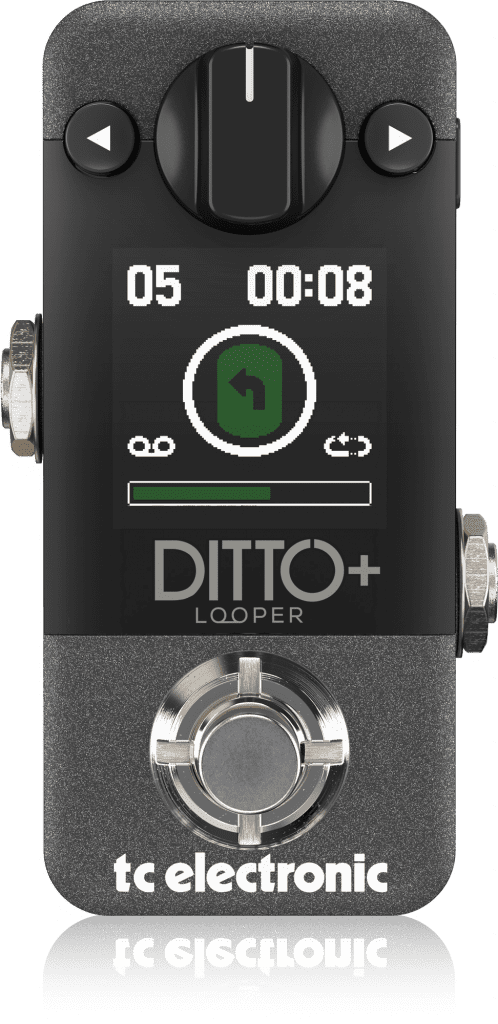 DITTO + Looper pedal