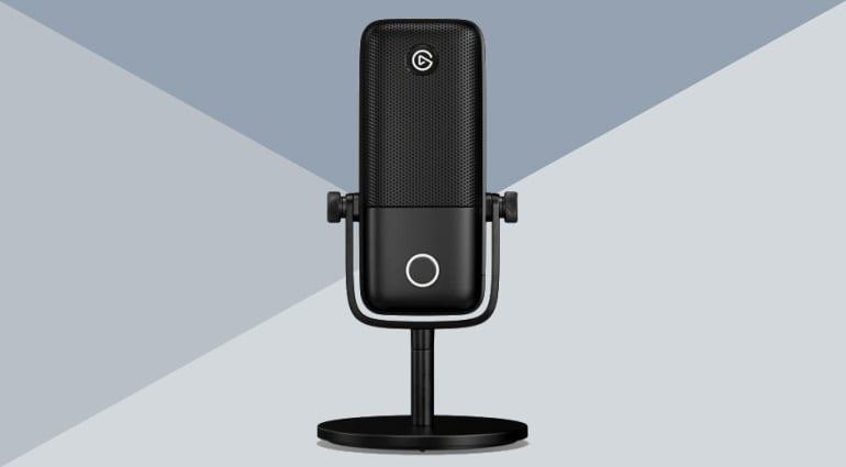 Elgato Lewitt Wave USB Microphone