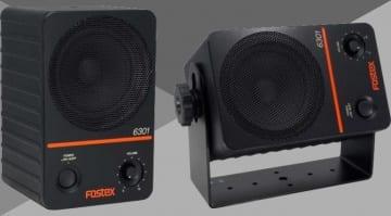 Fostex 6301DT main
