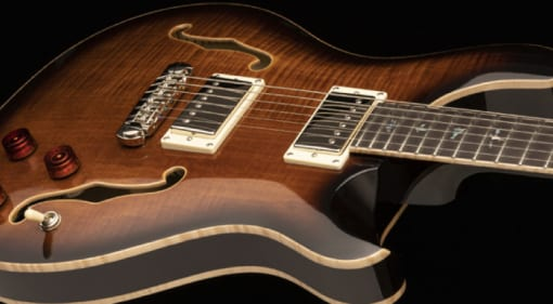 PRS SE Hollowbody II Piezo