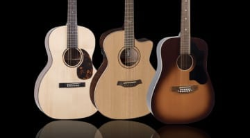 Summer deal on acoustic guitars at Thomann