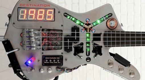 Doner Designs Time Machine Bass