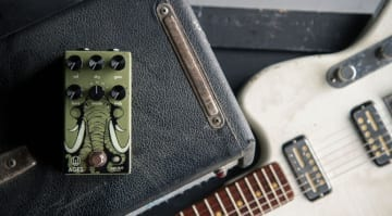 Walrus Audio Ages Overdrive pedal