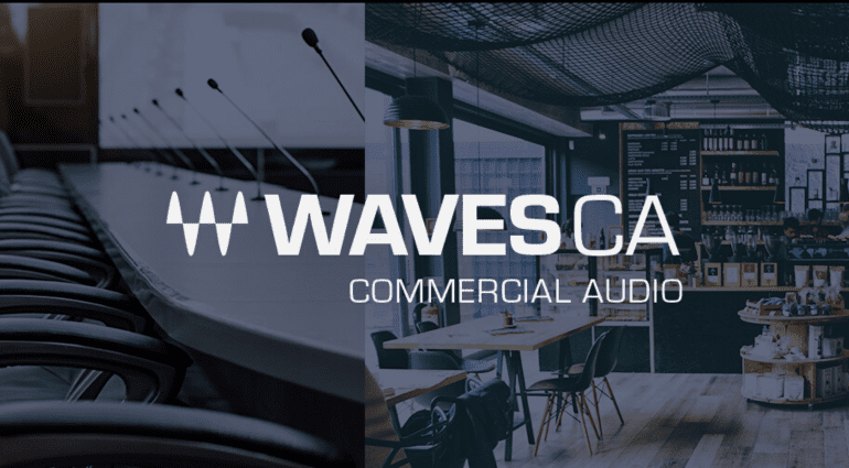 Waves Commercial Audio