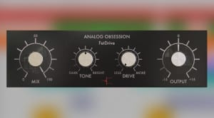 Analog Obsession Fetdrive