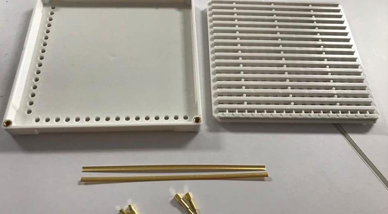 Behringer pin matrix