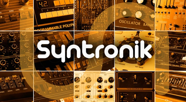 Deal: IK Multimedia Syntronik