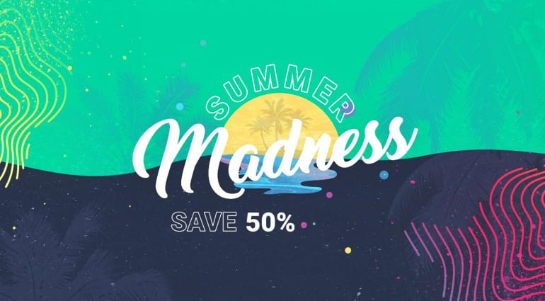 UJAM Summer Madness Sale