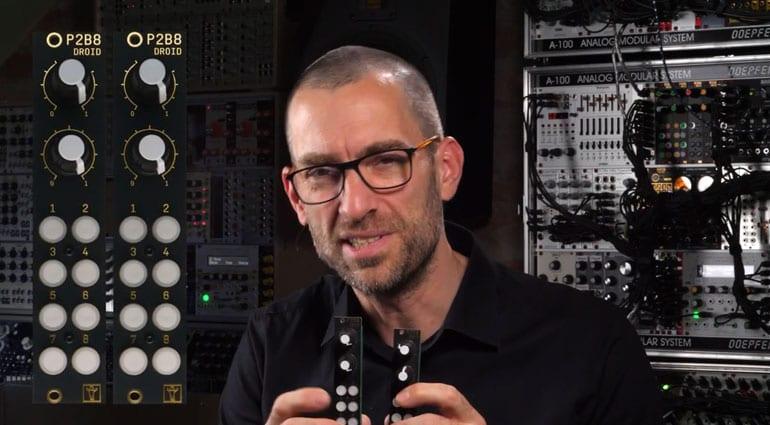 Mathias Kettner DROID - P2P8