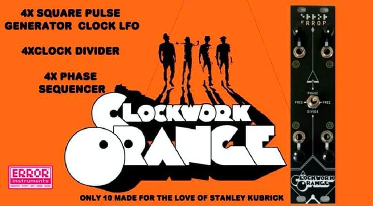 Error Instruments Clockwork Orange