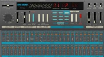 Fury-800