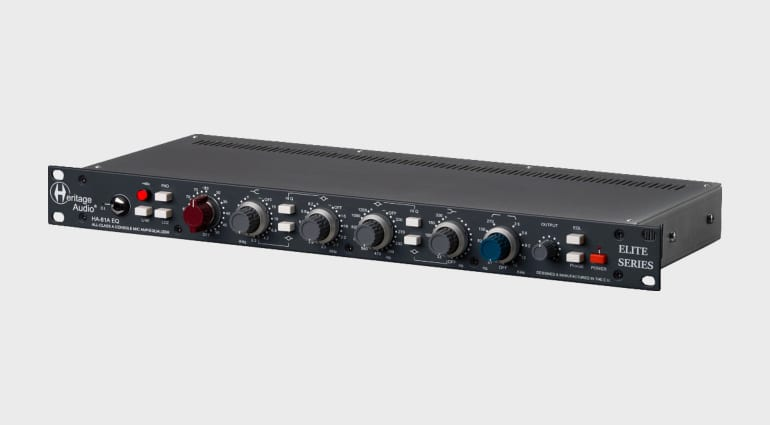 Heritage Audio HA-81A