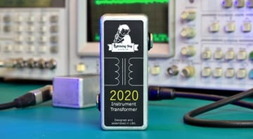 Lightning Boy Audio 2020 Instrument Transformer