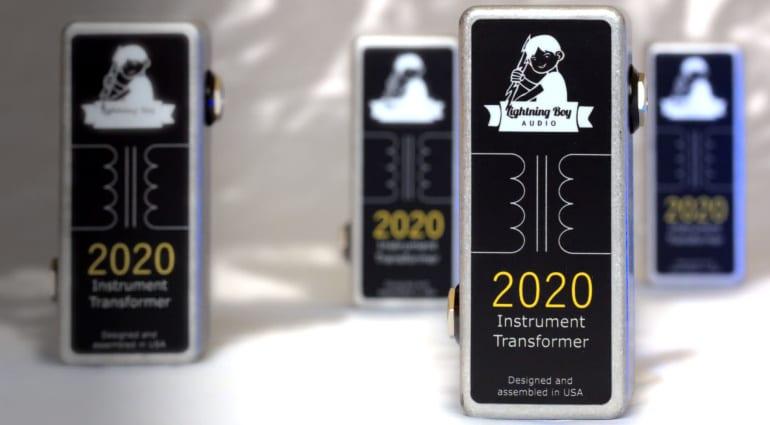 LBA 2020 Instrument Transformer