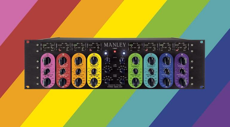 Manley Labs Massive Pride