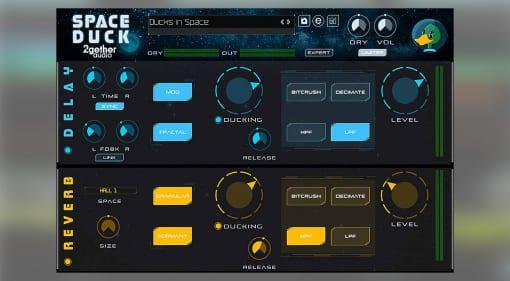 2getheraudio Space Duck