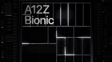 Apple A12Z Bionic chip