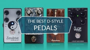 Best Dumble Style Pedals Top 8 D-Style Drive effects