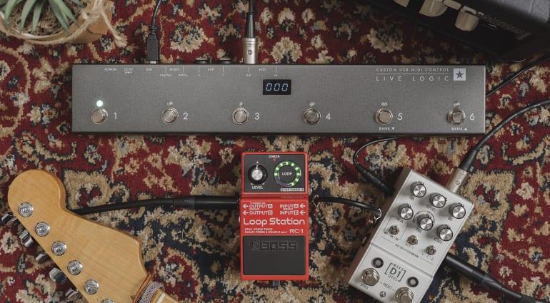 Blackstar Amplification Live Logic