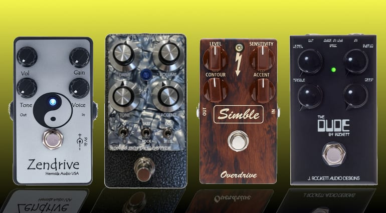 D-style Pedals