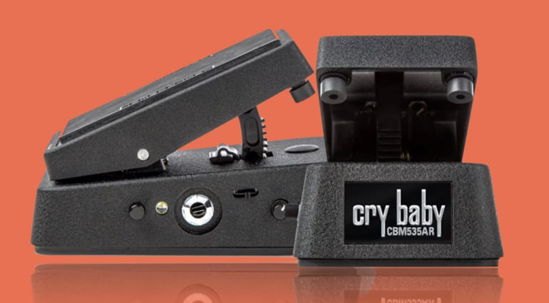 Dunlop Cry Baby Q Mini 535Q Auto-Return Wah