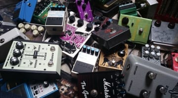 Effect Pedal Addiction