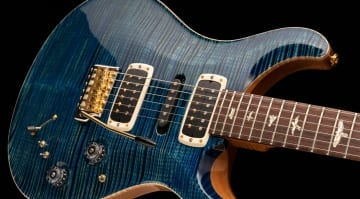 Experience PRS 2020 Modern Eagle V River Blue