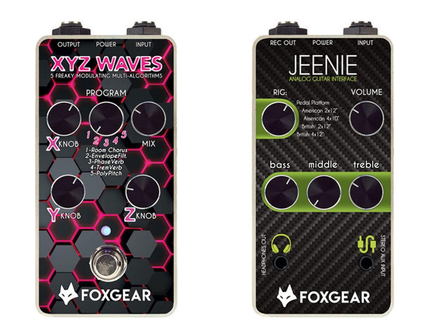 Foxgear XYZ Waves & Jeenie