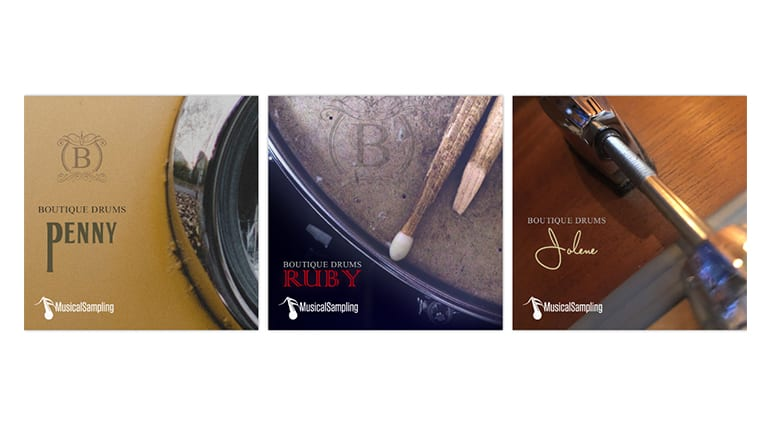 Musical Sampling Vibe Drums Bundle sample pack cover art