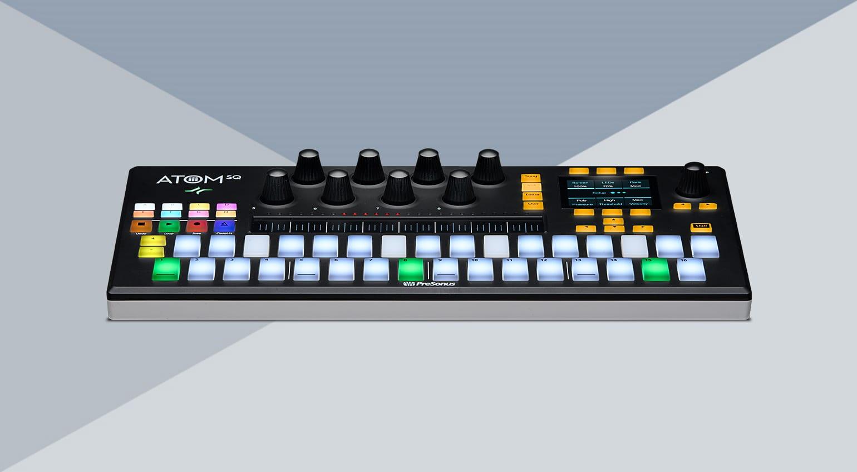 PreSonus Atom SQ controller