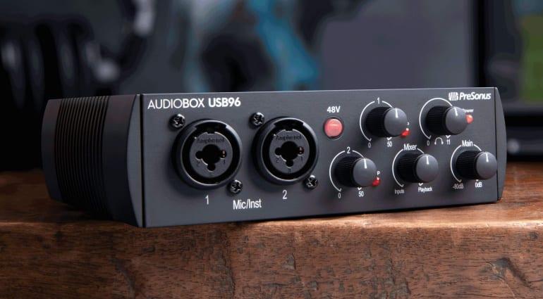 PreSonus Audiobox 96 USB Anniversary Edition