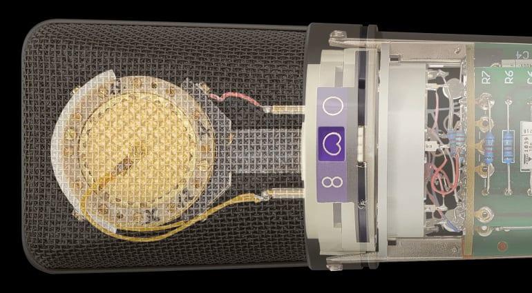 U67 Microphone Capsule