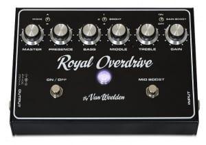 Van Weelden Royal Overdrive