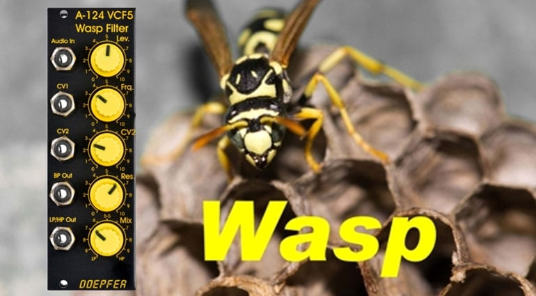 Doepfer Wasp Filter