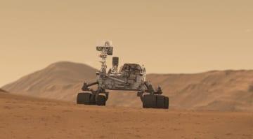 DPA Microphones on Mars