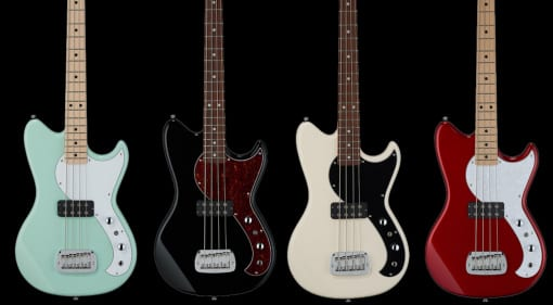 G&L Tribute Fallout short scale bass