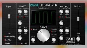GMH Audio Wave Destroyer