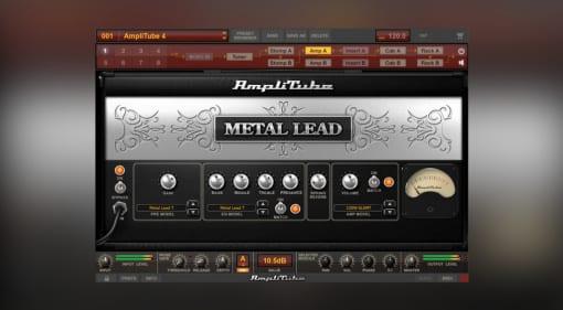 IK Multimedia is giving away AmpliTube Metal