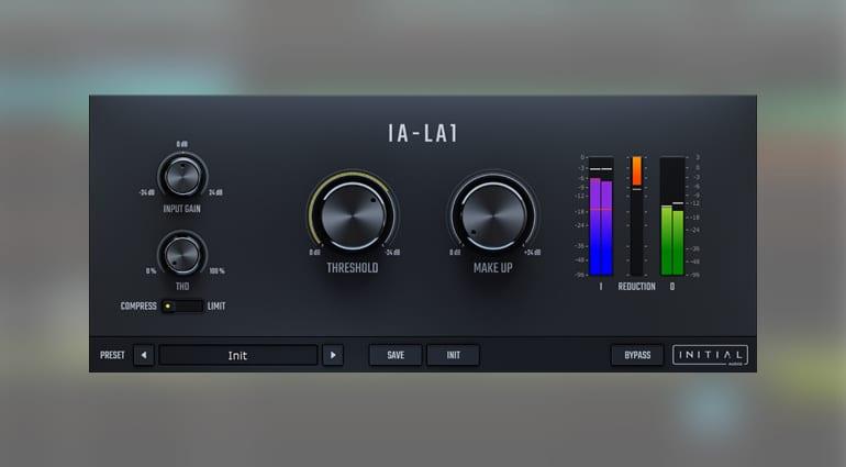 Initial Audio IA-LA1