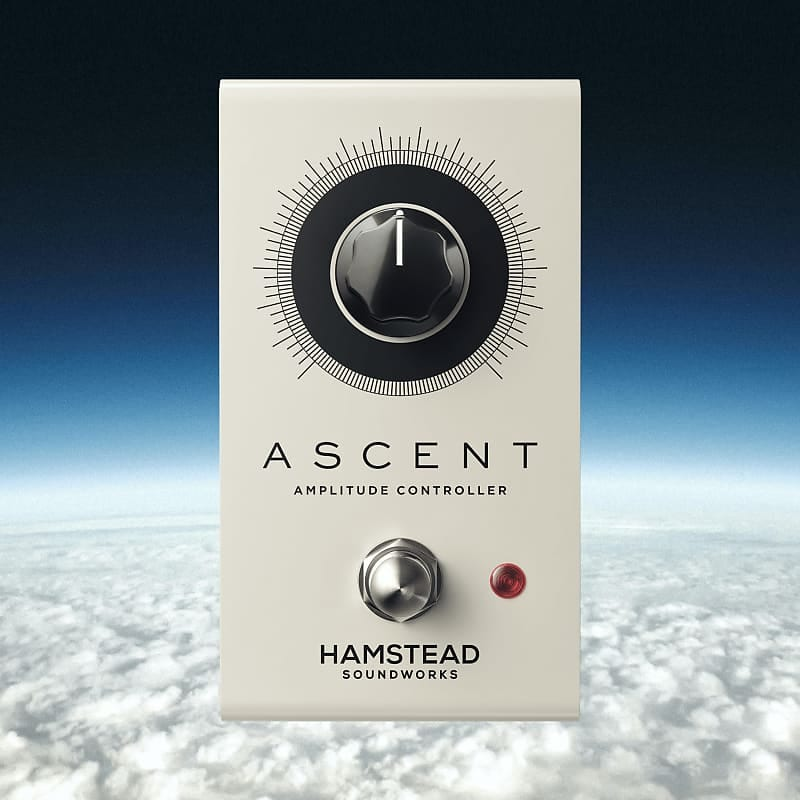 Hamstead Ascent - Built by techs from bands including AC/DC, Biffy Clyro, Queen and Iggy Pop