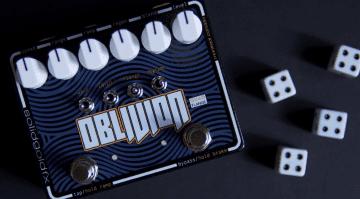 SolidGoldFX Oblivion Quad Flanger