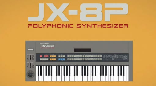 Roland Zenology ZX-8P