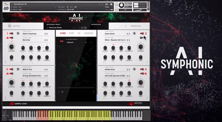 Sample Logic Symphonic AI