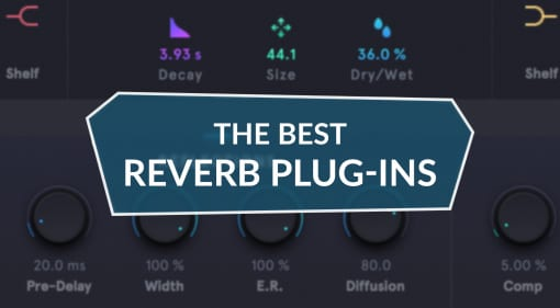 The best reverb plug-ins
