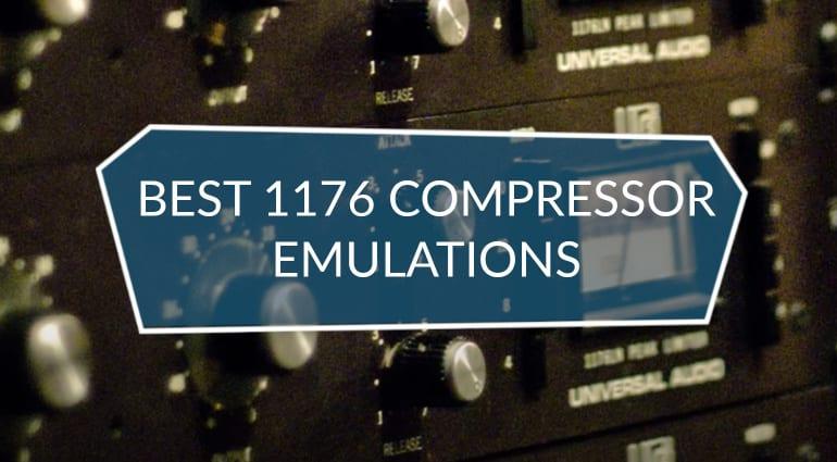 1176 Compressor emulation plug-ins