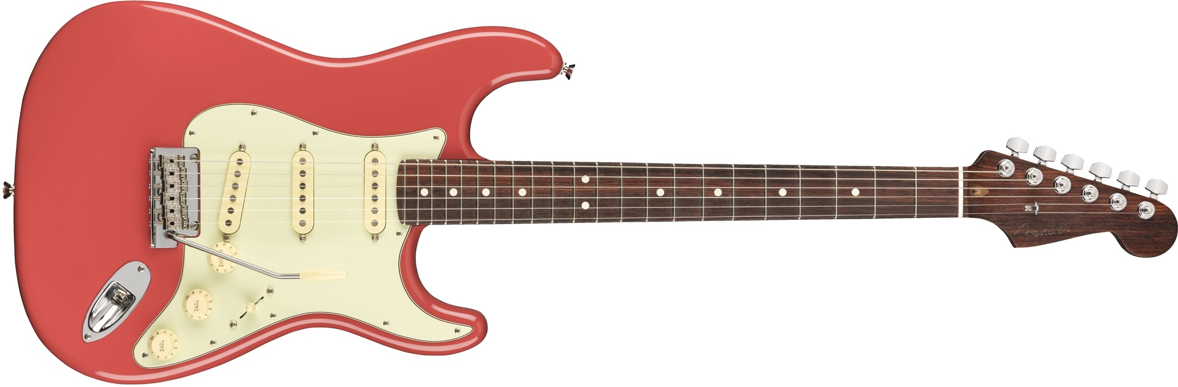 Fender 2020 Limited Edition American Professional Stratocaster in Fiesta Red